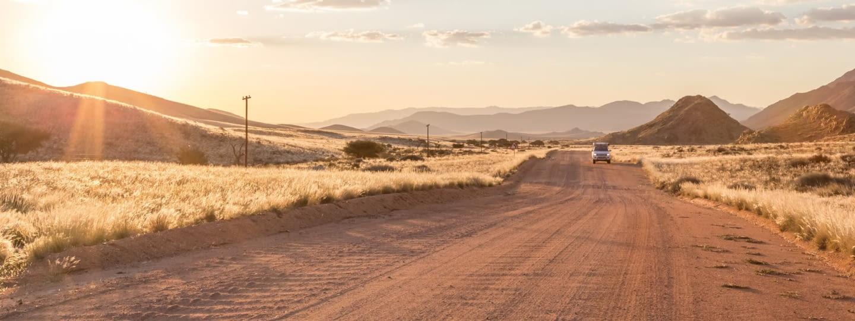 namibia strasse landschaft desert fotolia 285468353