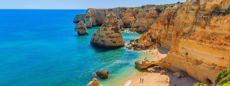 algarve portugal marinha strand fotolia 87410605